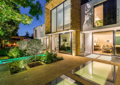 Architecture Photography putney mansions 3