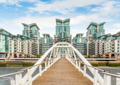 Architecture Photography st georges wharf
