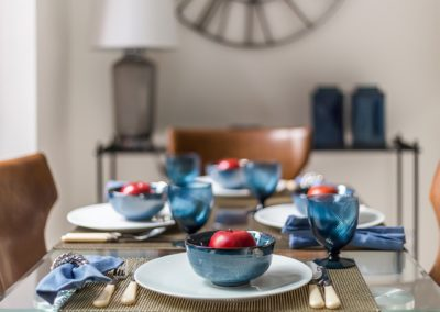 Interior Photography dining table-min