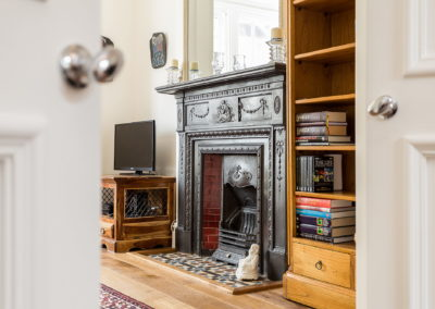 Interior Photography fireplace-min