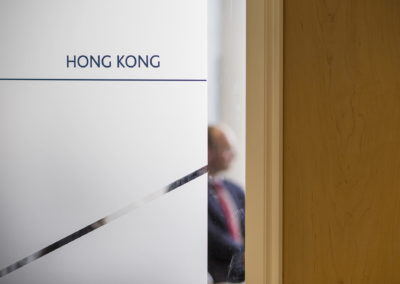 Corporate Photography hong kong office